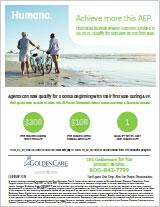 Humana Q4 2021 Med Supp Incentive Flyer